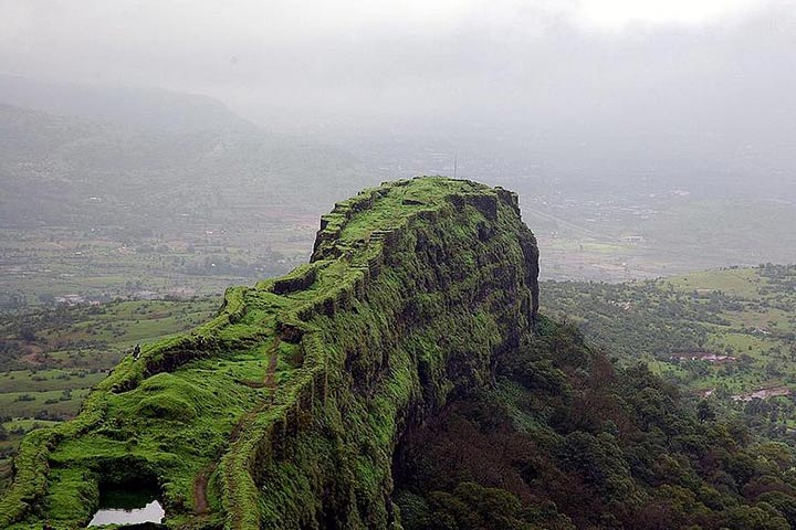 Lohagad Pictures - Historical Place In Pune