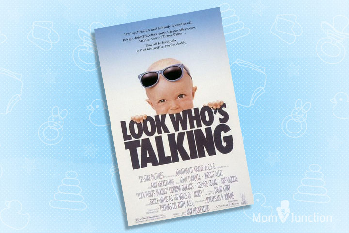 Pregnancy Movies - Look Who's Talking