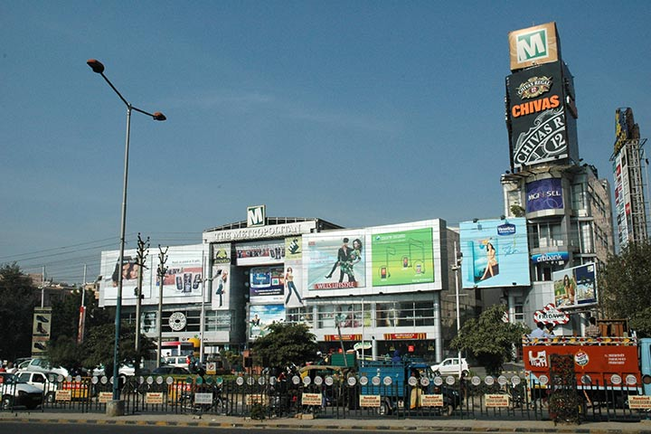 MGF Metropolitan Mall Gurgaon Contact Address & Pictures