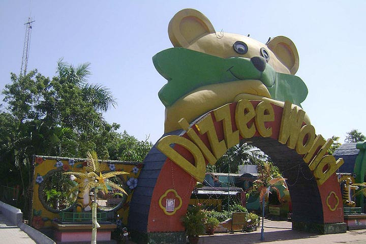 MGM Dizzee World In Chennai With Pictures