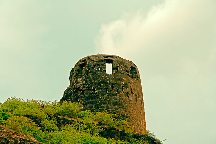 Malhargad Images - Historical Place In Pune