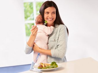 4 Healthy & Easy Meals For Breastfeeding Moms