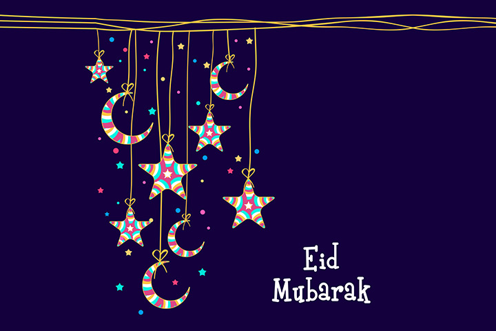 Amazing Moon Star Light Eid Al-Fitr Decorations - Moon-And-Star-Decorations  Pic_99737 .jpg