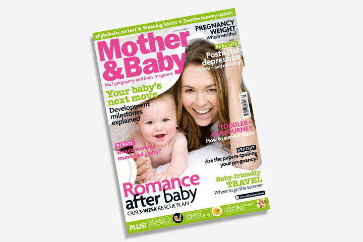 Mother And Baby Magazine