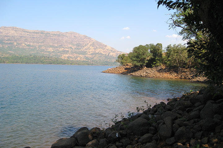Mulshi Lake And Dam In Pune With Pictures