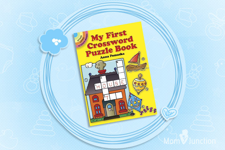 My First Crossword Puzzles Book