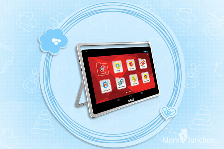 Learning Tablets For Kids - Nabi Big Tab HD
