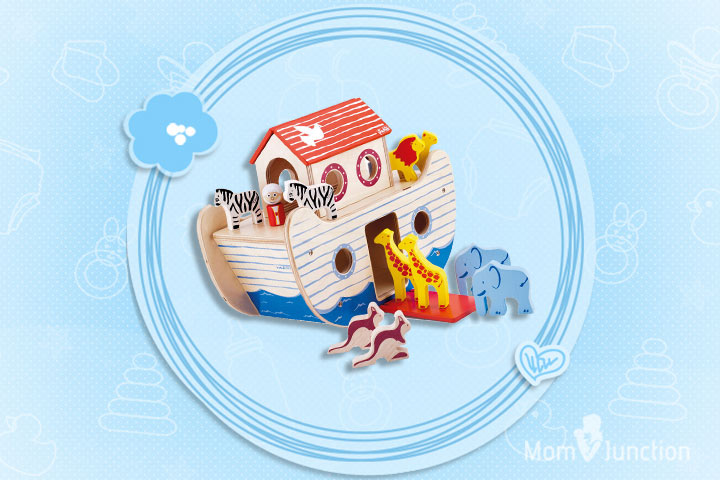 Christmas Gifts For Toddlers - Noah's Ark