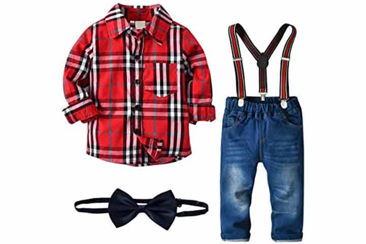 Nwada Summer Boys Clothes Sets