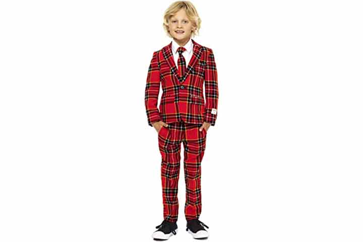 Opposuits Christmas Suit