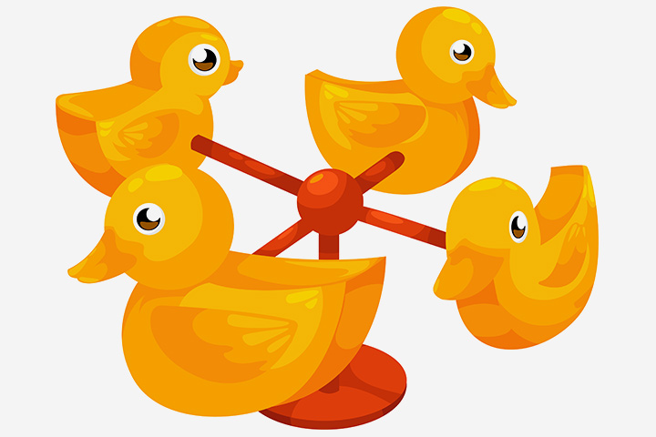 Duck Activities - Paper Plate Duck