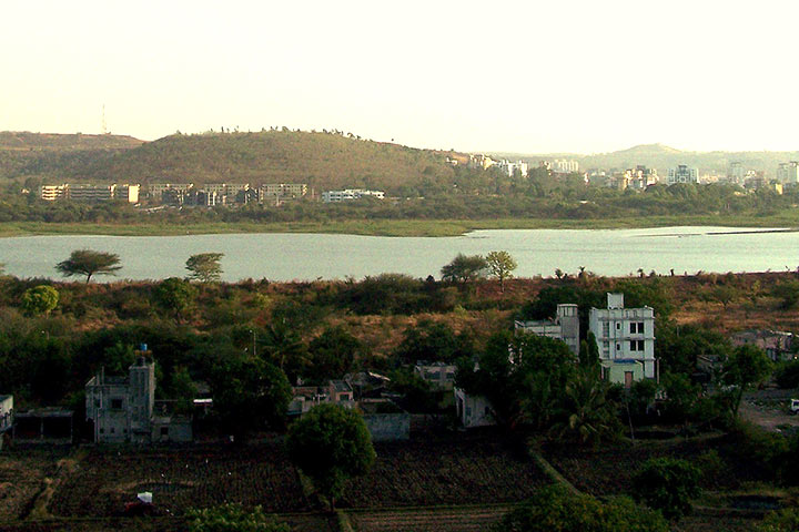 Pashan Lake In Pune With Pictures