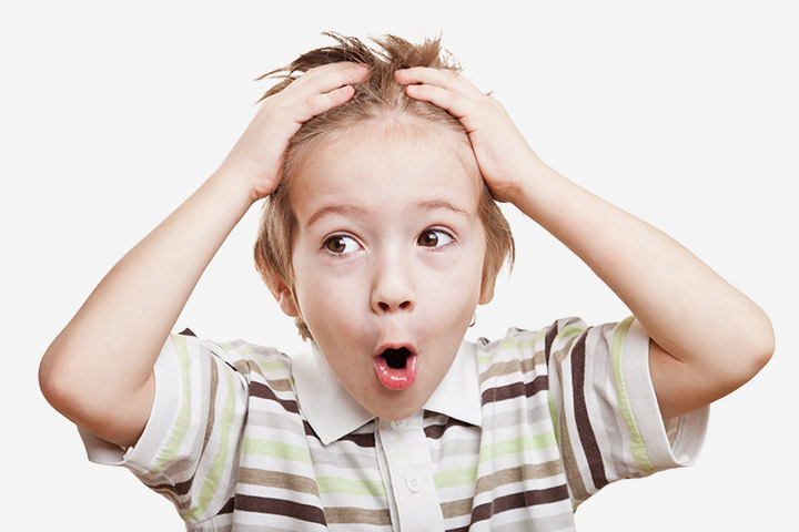 Premature White & Grey Hair In Kids