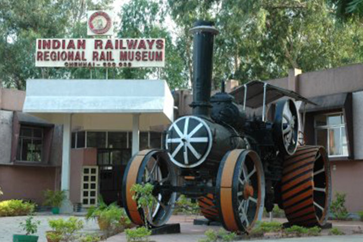 Railway Museum With Pictures - Chennai