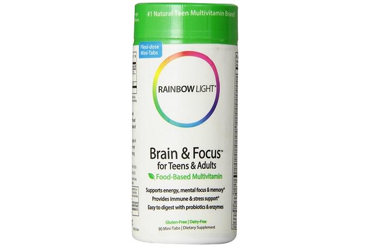 Rainbow Light Brain & Focus Multivitamin