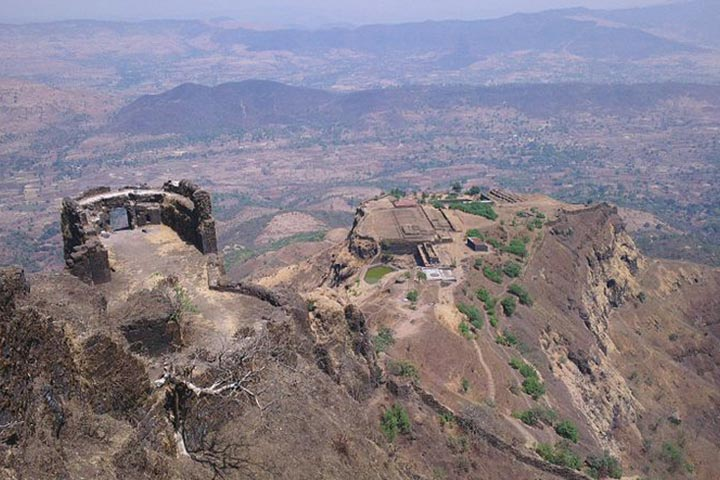 Rajgad Pictures - Pune Historical Place