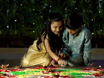 20 Easy And Beautiful Rangoli Designs For Kids