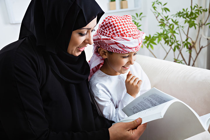 Read An Eid Story With Your Kids