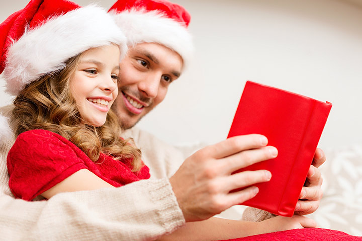 Advent Activities For Kids - Read The Bible