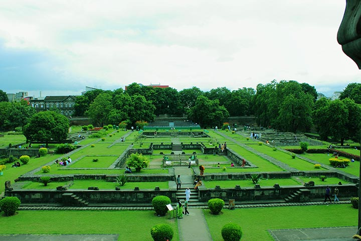 Shaniwar Wada Pictures - Historical Place In Pune
