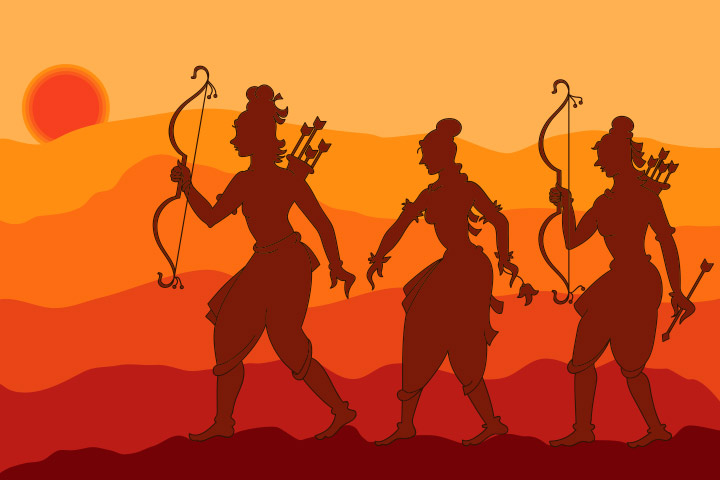 16 Interesting Short Stories From Ramayana For Kids