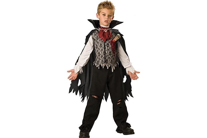 Slain vampire costume