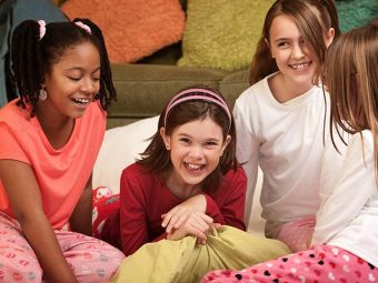 15 Awesome Sleepover Party Games For Tweens