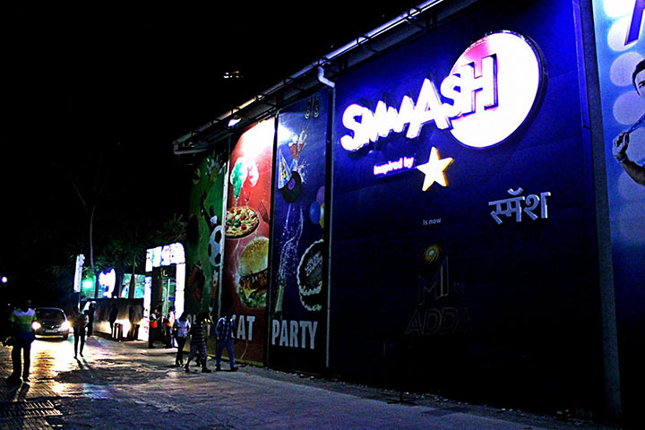 Places To Visit In Mumbai For Kids - Smaaash