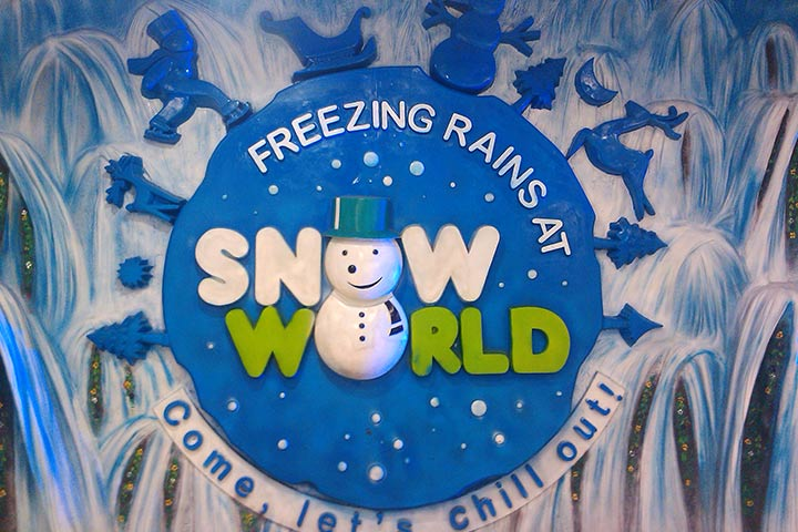 Places To Visit In Mumbai For Kids - Snow World