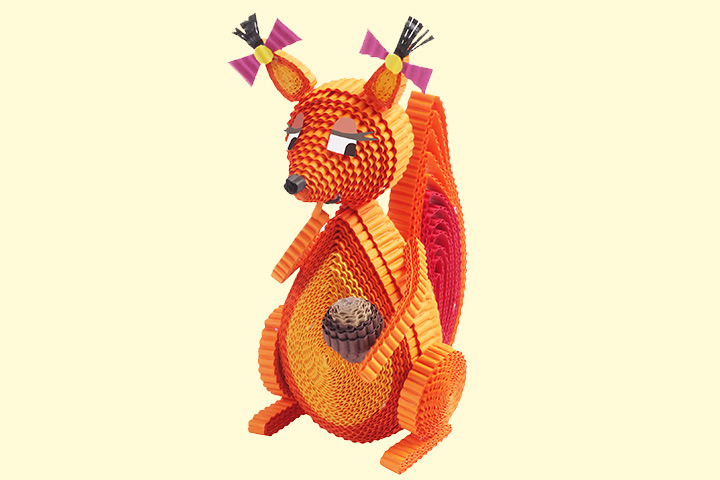 Squirrel Crafts