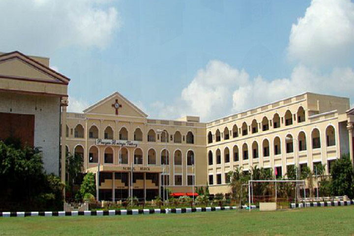 St. John's International Residential School, Chennai, Tamil Nadu
