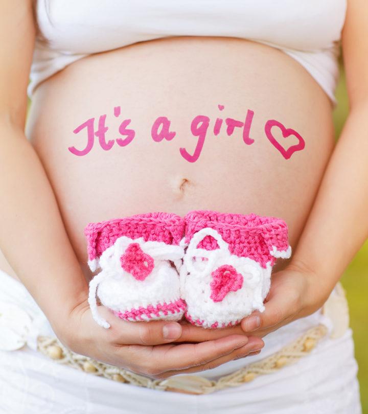 Symptoms Of Baby Girl During Pregnancy