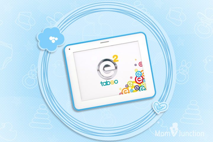 Learning Tablets For Kids - Tabeo e2 Tablet