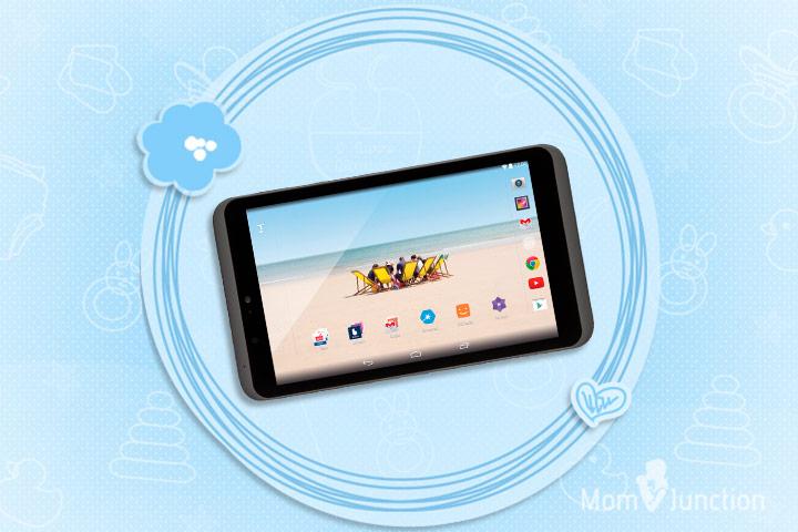 Learning Tablets For Kids - Tesco Hudl 2
