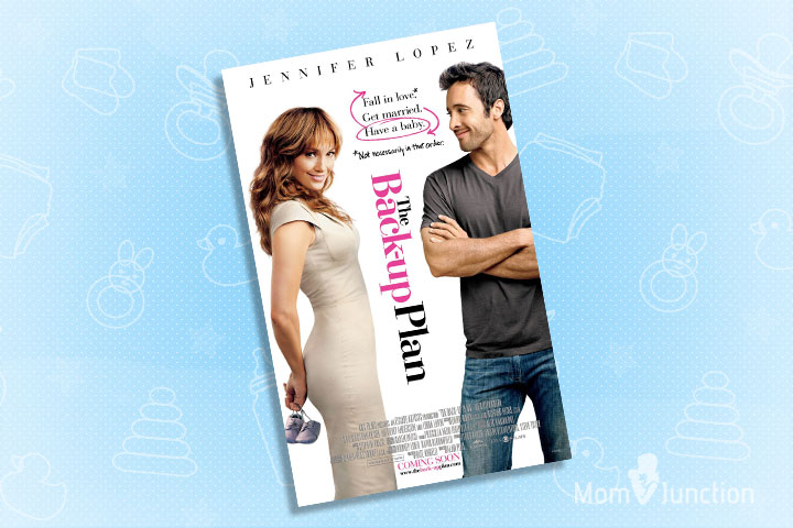 Pregnancy Movies - The Back-Up Plan