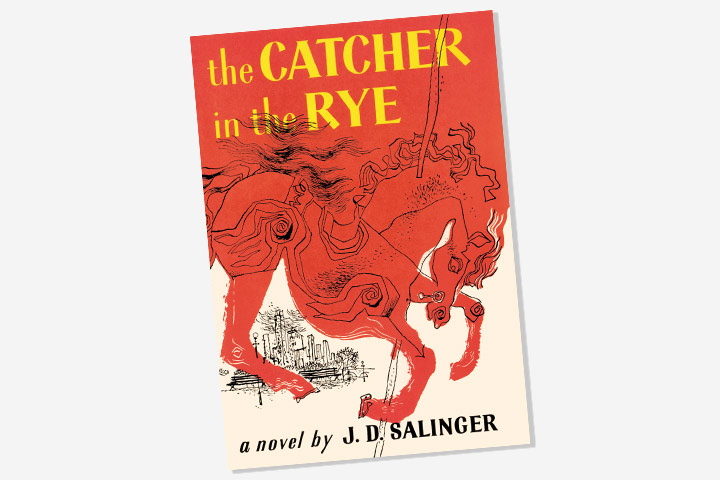 catcher in the rye and stand The catcher in the rye/jd salinger - free online study guide/notes/analysis/book summary/online/chapter notes/download.