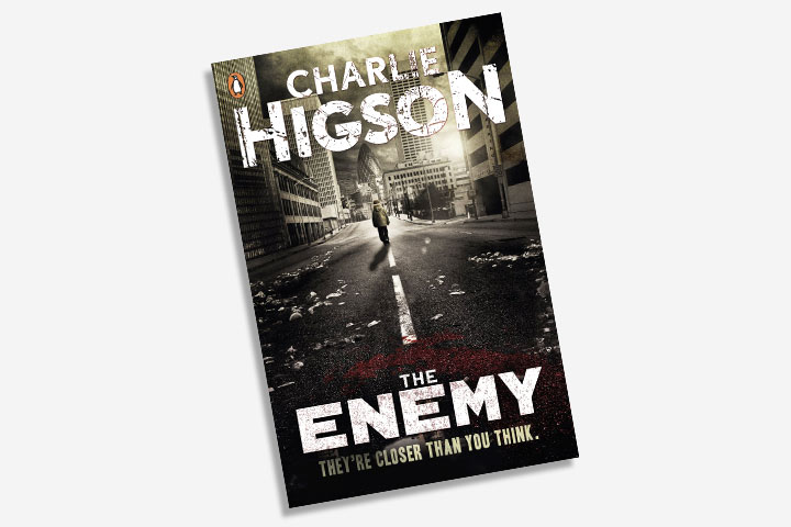 Adventure Books For Teens - The Enemy