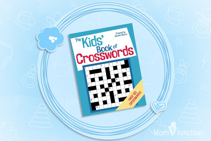 The Kids' Book Of Crosswords