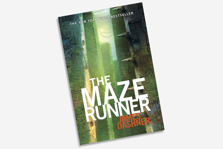 Adventure Books For Teens - The Maze Runner