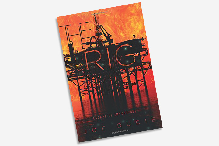 Adventure Books For Teens - The Rig