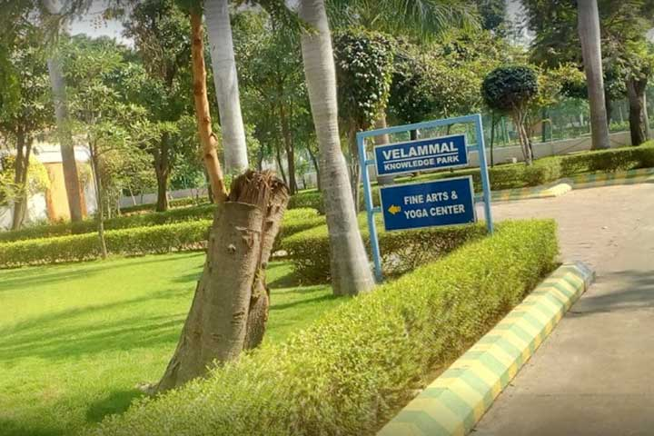 The Velammal International School