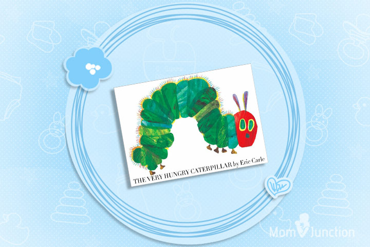 Christmas Gifts For Toddlers - The Very Hungry Caterpillar