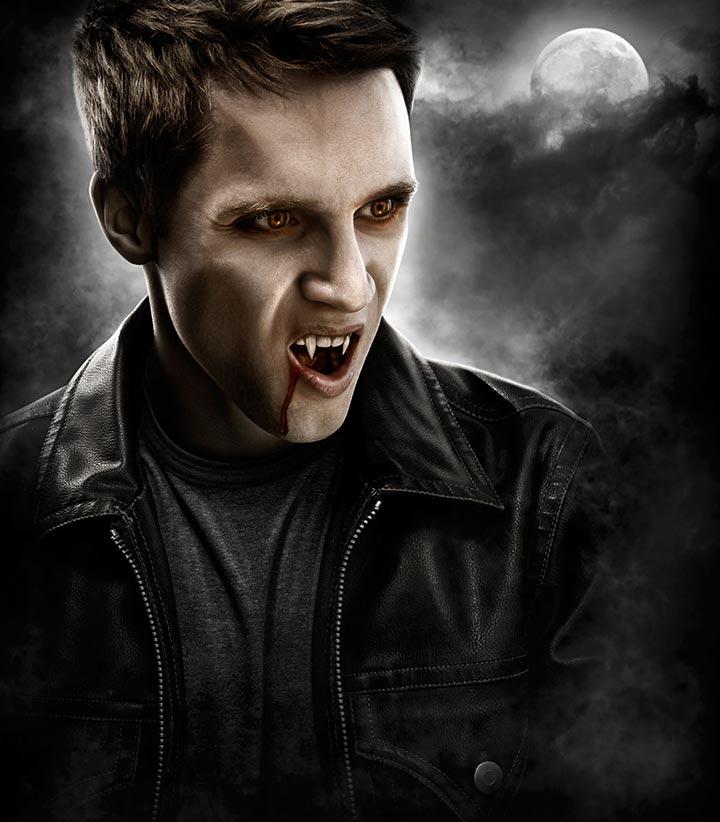The modern vampire