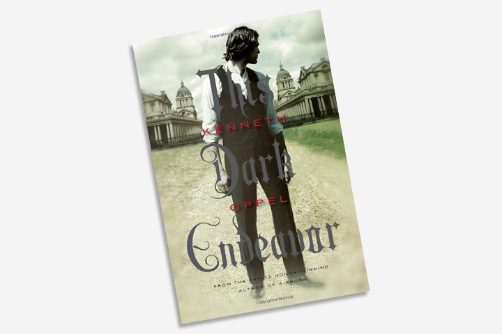 Adventure Books For Teens - This Dark Endeavor The Apprenticeship of Victor Frankenstein