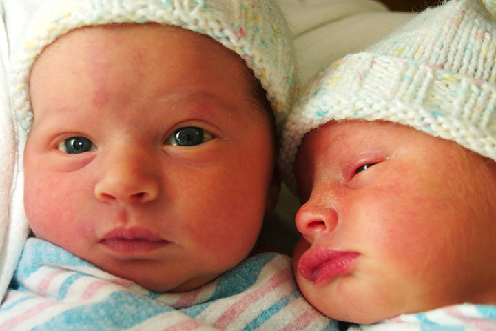 Twins Do Something Heartwarming