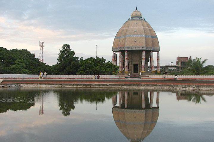 Valluvar Kottam In Chennai With Pictures