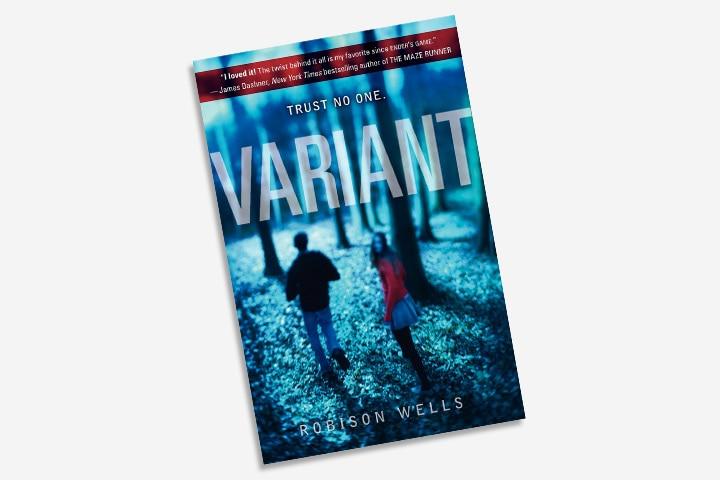 Adventure Books For Teens - Variant