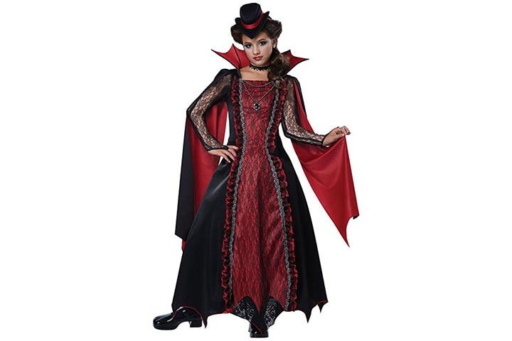 Victorian vampire gown