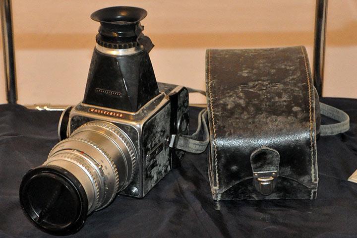 Vintage Camera Museum Photo Album Pictures