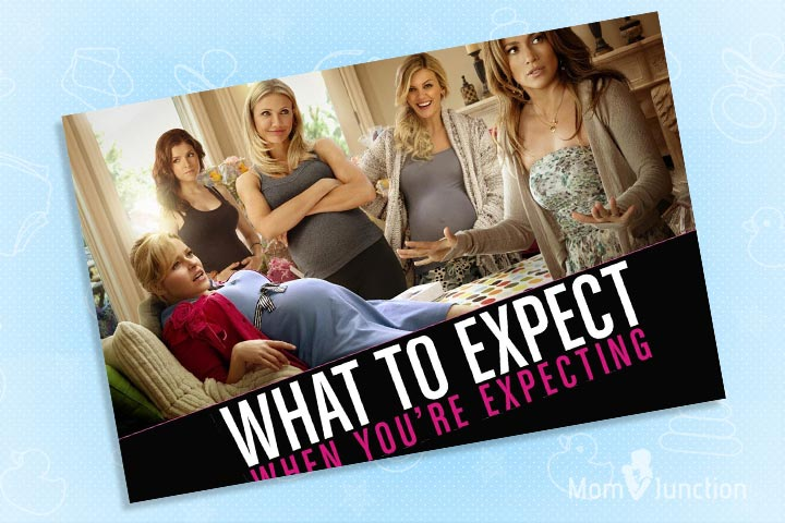 Pregnancy Movies - What To Expect When You're Expecting